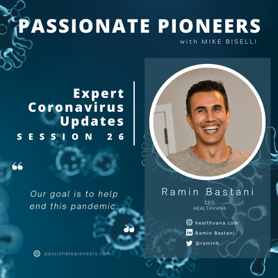 Passionate Pioneers Podcast