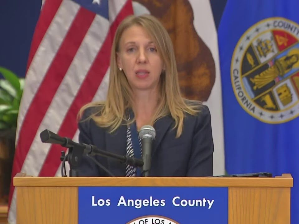 Los Angeles County COVID-19 Briefing re: Healthvana's Digital Contact Tracing Feature