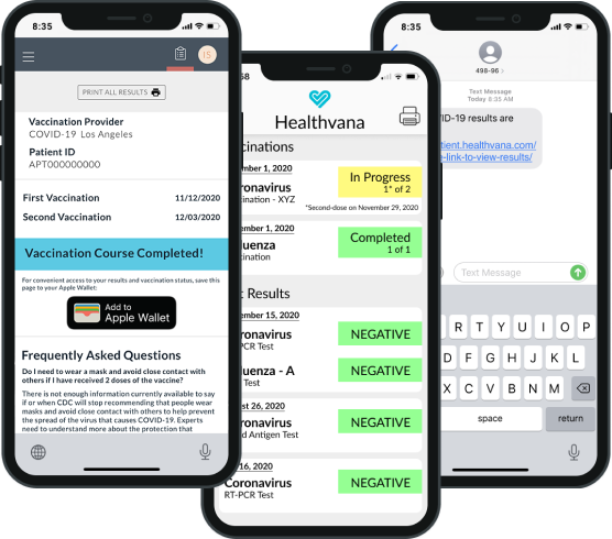Digital Vaccination Records Software: Features & Providers